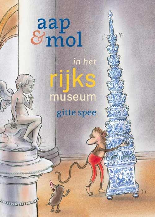 Aap en Mol in het Rijksmuseum