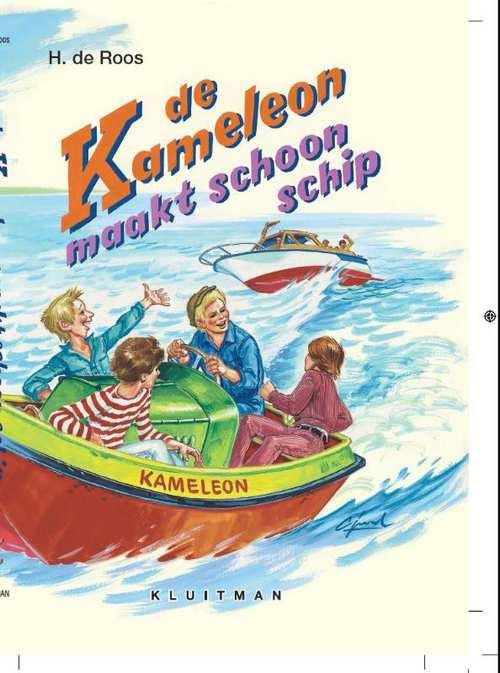 De Kameleon maakt schoon schip