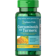 High Potency Turmeric Curcumin Extract