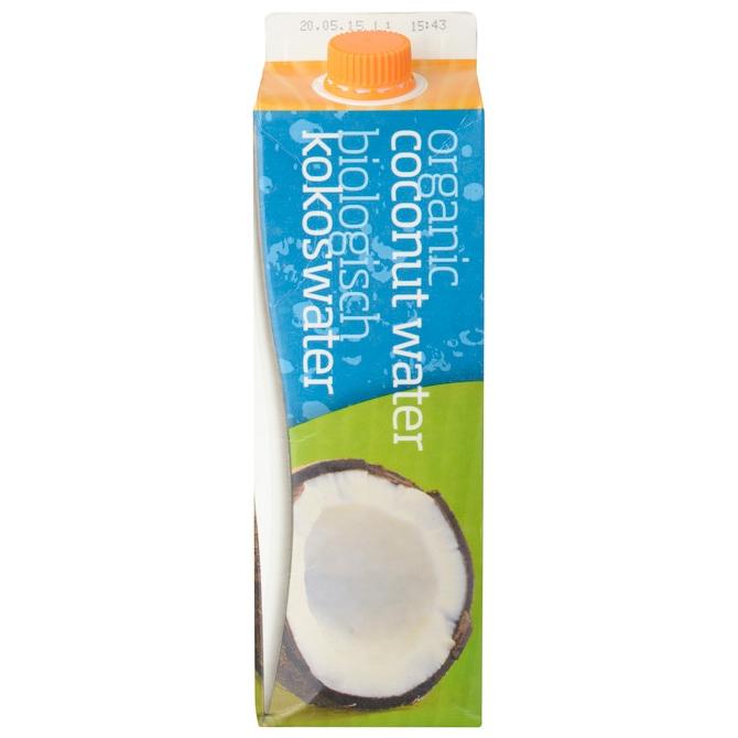 Kokoswater Biologisch