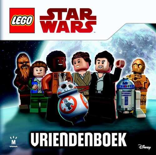 LEGO Star Wars – Vriendenboek