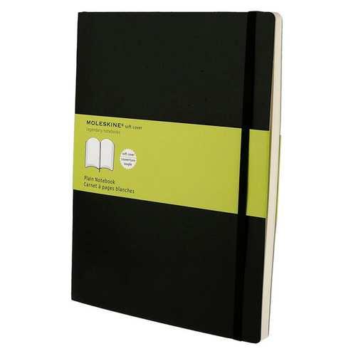 Moleskine Plain Notebook – XL