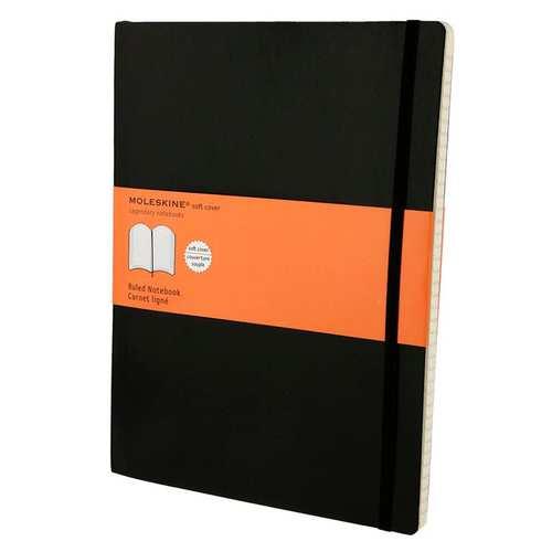 Moleskine Ruled Notebook – XL