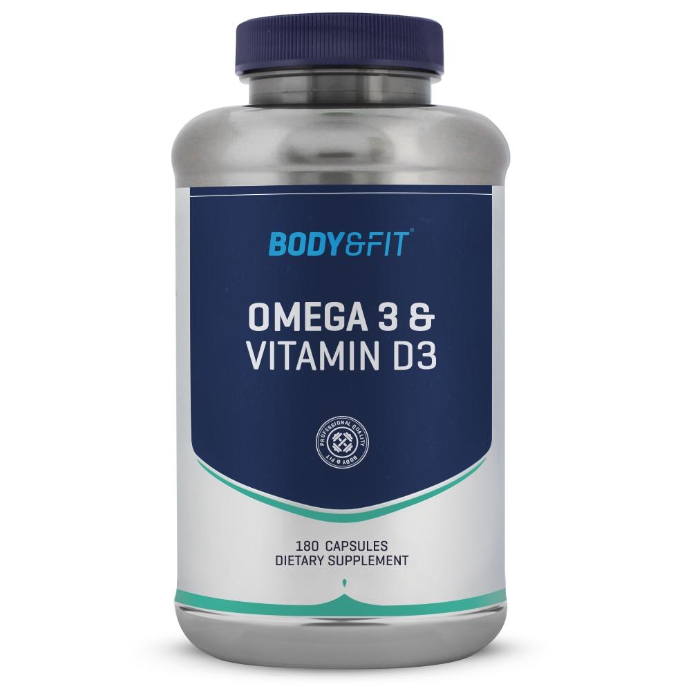 Omega-3 + Vitamine D3