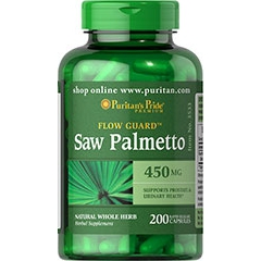Saw Palmetto 450mg