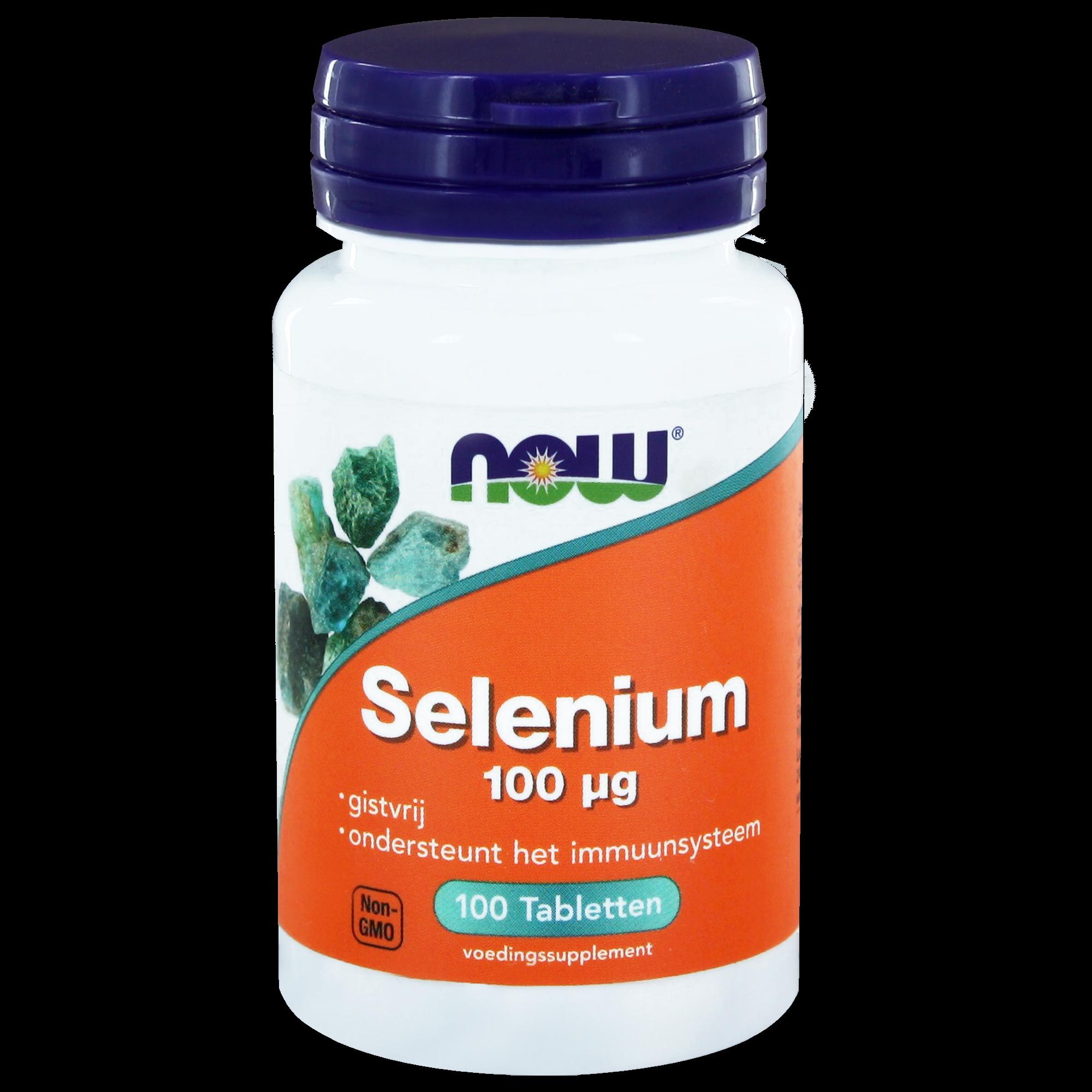 Selenium – 100 ug