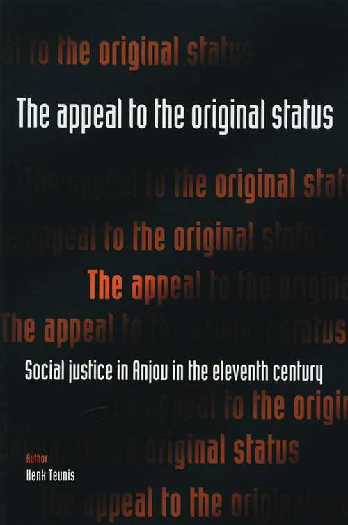 The Appeal to original status