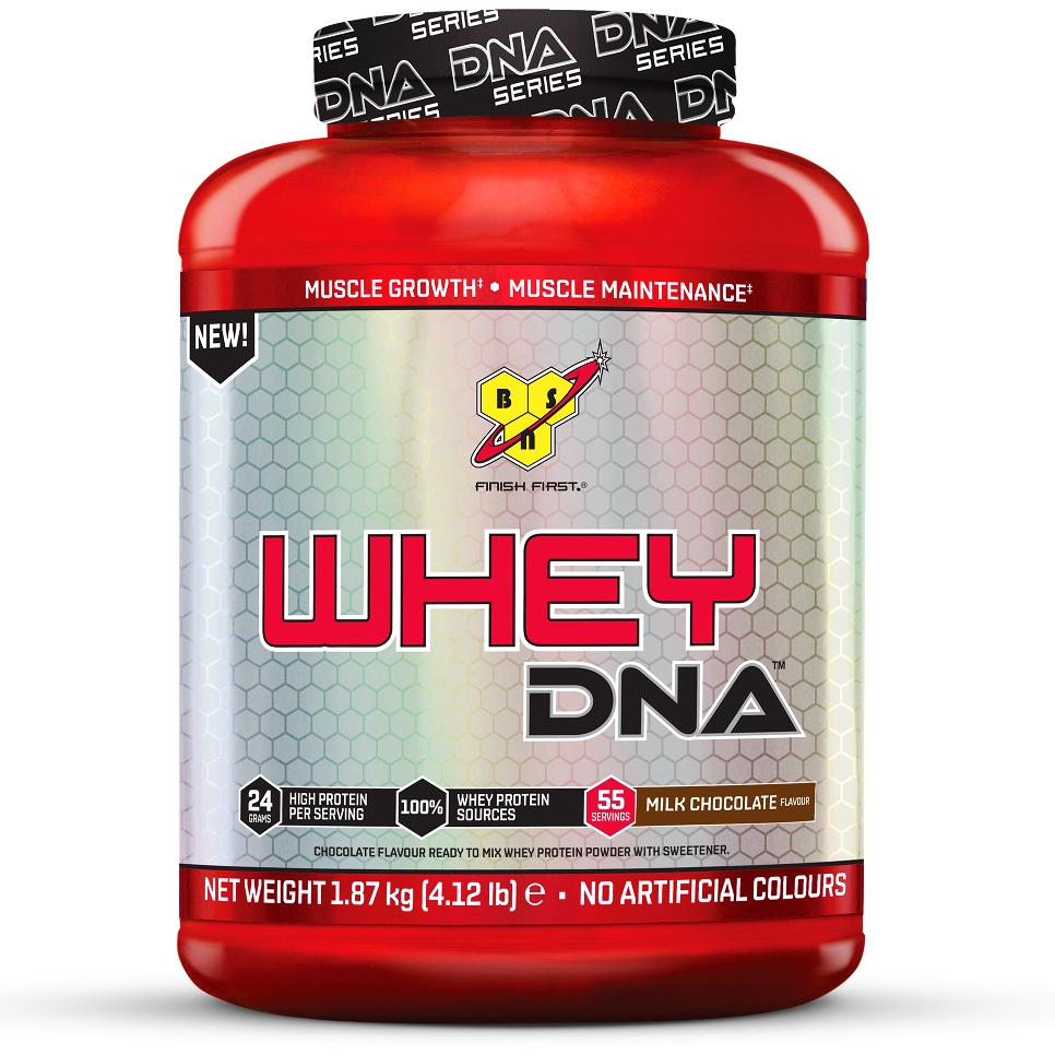 Whey DNA – 1.87 kg – Vanilla