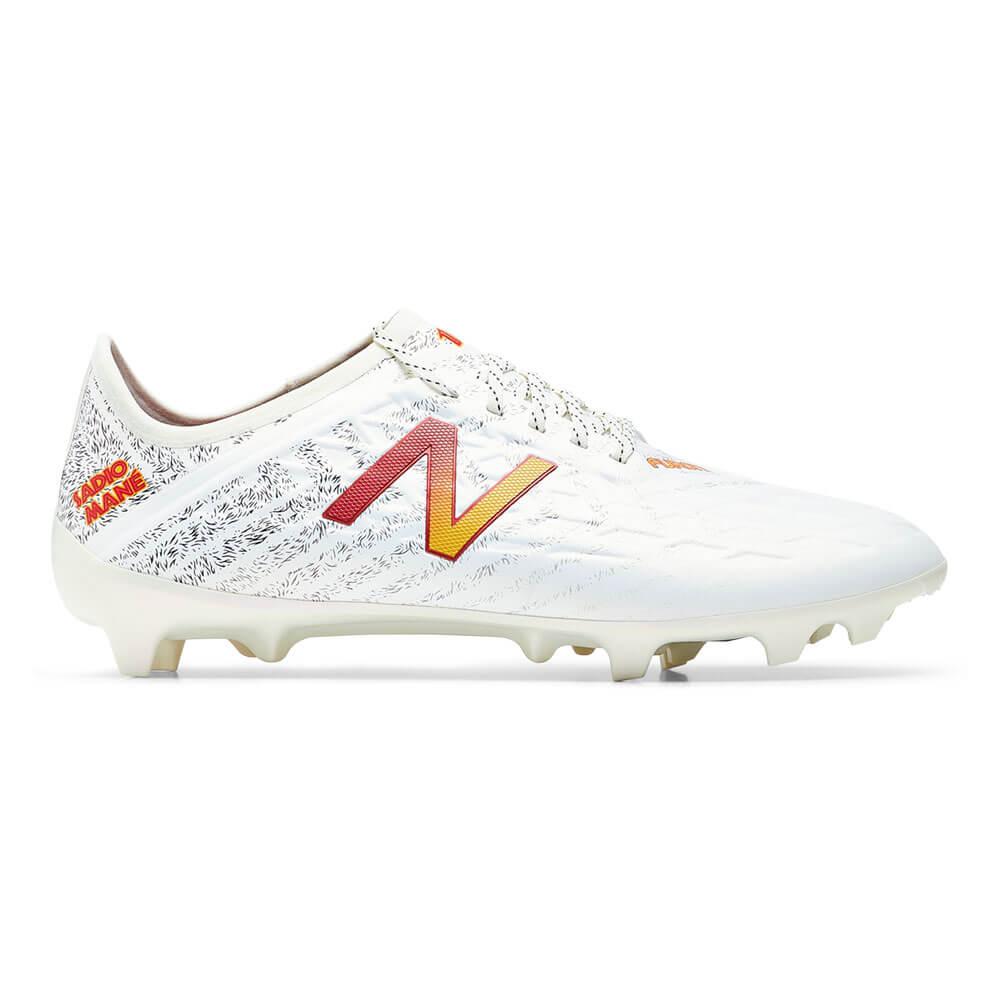 New Balance FURON Sadio Mane Voetbalschoenen Wit Oranje